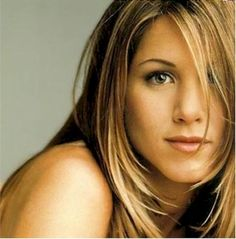 Jennifer Aniston: Hair and eyebrows