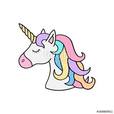 Image result for unicorn head