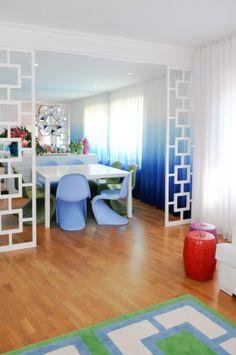 Maria Barros' home