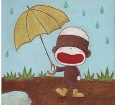 Raindrops keep falling on my head…..