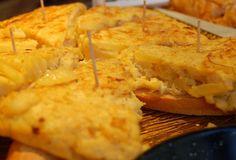 Tortilla de patata !! con o sin cebolla ??