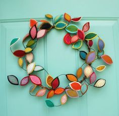 Summer Wreath Inspiration                                                                                                                                                      More