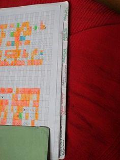 Mon cahier de suivi des ateliers individuels