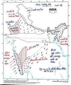 Himalaya India Map.Purvanchal Himalayas Ranges India Map Ias Study Material Study