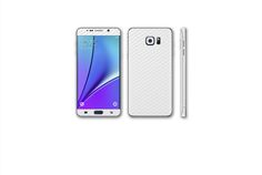 Pastel Grey, Galaxy Note 5, Carbon Fiber, White Leather, Samsung Galaxy, Kit, Iphone