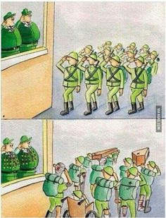 Funny pictures about The Ugly Truth Of War. Oh, and cool pics about The Ugly Truth Of War. Also, The Ugly Truth Of War photos. Satire, Pictures With Deep Meaning, Art With Meaning, Political Art, Political Cartoons, Satirical Illustrations, Meaningful Pictures, Powerful Pictures, Amazing Pictures