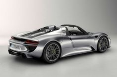 """""""Fast cars are my only vice"""" - MICHEAL BAY - (Porsche 918 Spyder)"""