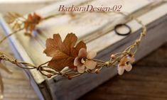 Haarschmuck & Kopfputz - Elfenkrone - ein Designerstück von BarbaraDesign-02 bei DaWanda