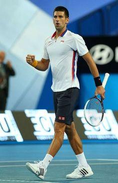 Novak Djokovic #tennis @JugamosTenis