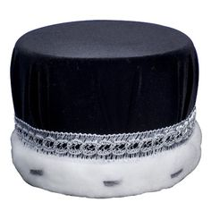 Black and Silver King's Crown Shindigz http://www.amazon.com/dp/B0008KL4OI/ref=cm_sw_r_pi_dp_O5j1wb1A3MWAS