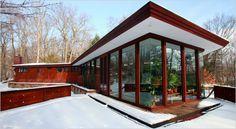 Frank Lloyd Wright Design-Pleasantville, NY