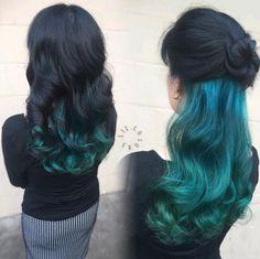 Mermaid Hair et Underlights