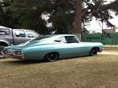Bagged 1967 Chevrolet Impala