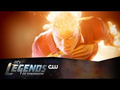 Heroes and Villains Unite in 'Legends of Tomorrow' Trailer | GalleyCat