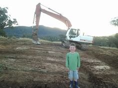 Ollie levelling site.