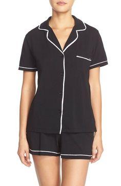 DKNY Jersey Short Pajamas available at #Nordstrom