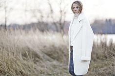 #wool #cashmere #knit #knitting #fashion #FW17 #trend #style #streetstyle #brand #fashion #coat