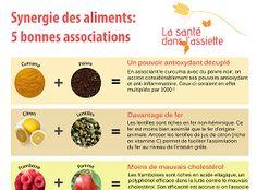 La Santé dans l'Assiette - Nutrition, cuisine saine, conseils détox