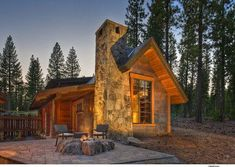 Mountain home featuring stunning reclaimed wood exterior built by NSM Construction in Martis Camp, Truckee. Architecture by Dennis E. Zirbel. Interior Design by Julie Johnson-Holland.