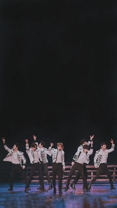 They are my dream that comes true K Pop, Baekhyun, Park Chanyeol, Jonghyun, Mingyu, Tao, Exo Group, Exo Album, Exo Official