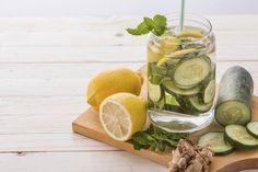 water lemon cucumber