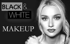 Beauty Tip on Black & White Photography Makeup Tips by Beth Hudson. Check out more Makeup on Bellashoot. Photo Makeup, Love Makeup, Makeup Tips, Beauty Makeup, Hair Makeup, Black And White Makeup, Black White Photos, Black And White Photography, Beauty Tips And Secrets