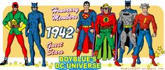 Boyblue's DC Universe: Team: Justice Society