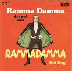 Never put ramma and hot dog on the same cover--especially accompanied by this guy.