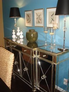 Love Z Gallerie! Want this in my dinning room!