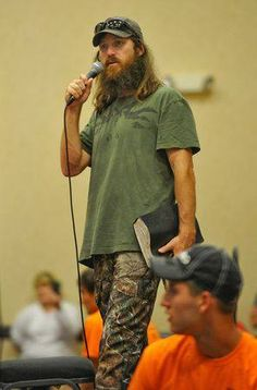 """""""If we live in a society where a bird's feather is more valued than the life of an unborn human, we are in trouble."""" Jase Robertson of Duck Dynasty"""