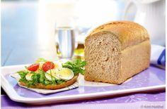 hjemme-bakt-kneip-brod Avocado Toast, Baked Potato, Banana Bread, Potatoes, Breakfast, Ethnic Recipes, Desserts, Scandinavian, Morning Coffee