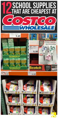 12+School+Supplies+That+Are+Cheapest+at+Costco