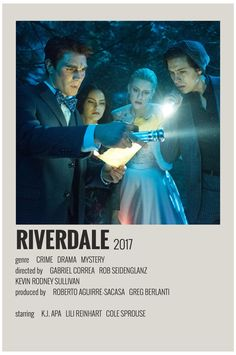 Film Polaroid, Photo Polaroid, Polaroids, Iconic Movie Posters, Minimal Movie Posters, Iconic Movies, Riverdale Movie, Riverdale Poster, Riverdale 2017