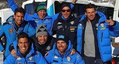 Ancora neve in Argentina per i gigantisti azzurri