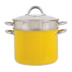 Westmeade Pasta Cooker Yellow, $25, now featured on Fab.