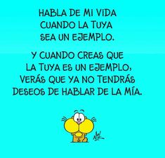 Quotes En Espanol, Funny Phrases, Meditation Quotes, Heart And Mind, Self Help, Mom And Dad, Karma, Mindfulness, Letters