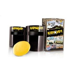 Kan Jam Game Set - $39.95  // when you're done watching the big game, you can play a different one of your own