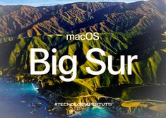Apple ha rilasciato ufficialmente macOS Big Sur 11.2 per tutti gli utenti. #TecnologiaPerTutti #VivereNelFuturo #personalcomputer #mac Big Sur, Mac Mini, Tecnologia, Big Sur California