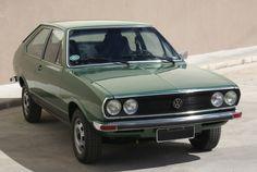 Volkswagen Passat TS 1977: Edivaldo