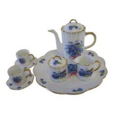 Amazon.com: Collectible China Tea Set - Mini Tea Set: Toys & Games