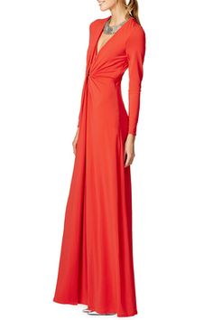 Lively Gown by Halston Heritage   mom