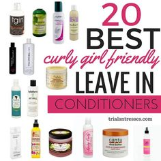 Curly Girl Friendly Leave In Conditioners Curly Girl Method Friendly Leave-in Conditioners.I've tried 3 on this list!Curly Girl Method Friendly Leave-in Conditioners.I've tried 3 on this list! Curly Hair Tips, Curly Hair Care, Natural Hair Tips, Hair Care Tips, Curly Hair Styles, Natural Hair Styles, Curly Hair Products, Frizzy Hair, Curly Hair Shampoo