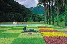 Roberto Burle Marx.  Pinned to Garden Design - Roberto Burle Marx by Darin Bradbury.