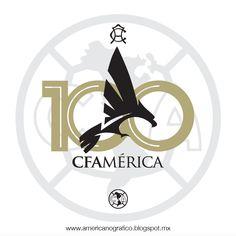 100 Años de Grandeza • CFAmérica Mexican Soccer League, Football Mexicano, Chicago Bulls, Galvan, Dallas Cowboys, Messi, Rey, Patches, Eagle