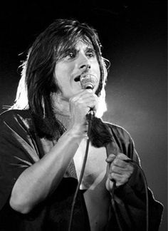 """Steve Perry in 1978 from Journey - (76/100) Born January 22nd, 1949  Key Tracks """"Oh Sherrie,"""" """"Don't Stop Believin',"""" """"Open Arms""""  Influenced Chris Daughtry, Chad Kroeger, Rob Thomas    Read more: http://www.rollingstone.com/music/lists/100-greatest-singers-of-all-time-19691231/steve-perry-20101202#ixzz2W3NeeBTi  Follow us: @Michelle Rolling Stone on Twitter 