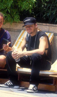 Donnie ♡♥ Wahlberg......ummm hello bad boy!