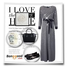 """8# Banggood"" by hazreta-jahic ❤ liked on Polyvore"