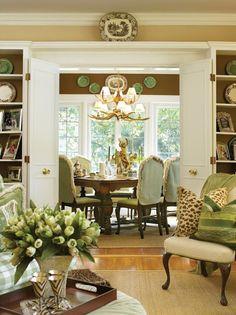 The Enchanted Home: Designer Spotlight: Joy Tribout