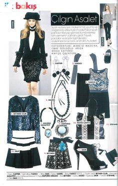 Elle Dergisi www.mahrecsanatevi.com
