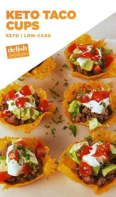 Taco Cups Keto Taco Cups = The low-carb way to do taco Tuesday.Keto Taco Cups = The low-carb way to do taco Tuesday. Ketogenic Recipes, Low Carb Recipes, Diet Recipes, Healthy Recipes, Ketogenic Diet, Recipies, Diabetic Dinner Recipes, Induction Recipes, Cooking Recipes